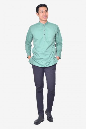 Kurta Idrees - Dusty Mint