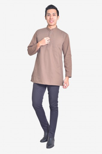 Kurta Idrees - Latte Brown