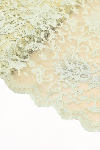 JAPANESE LACE TWO TONE